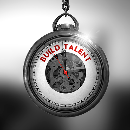 Human Resources Build Talent